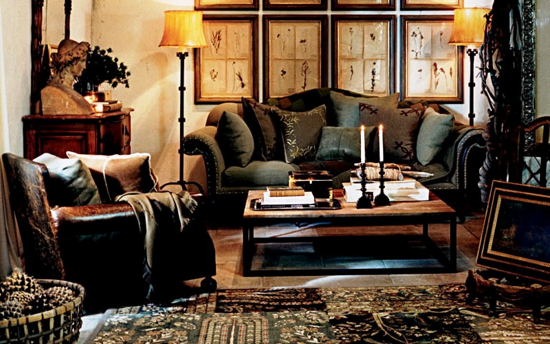 RALPH LAUREN  fashion for your home @ house of design