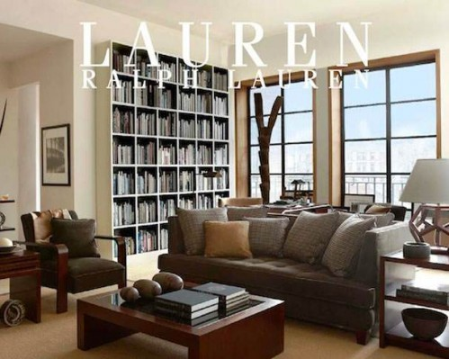 designer ralph lauren frvw  Ralph Lauren S Refined Homes And Chic Madison Avenue Office