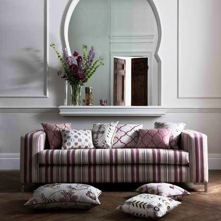 Designer Curtain Fabrics Wallpaper Funky Home Decor