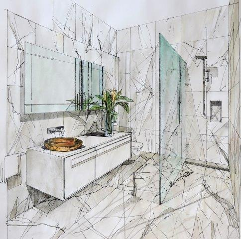 award winning design kitchen bathroom design institute of australia - Bathroom Designs Adelaide