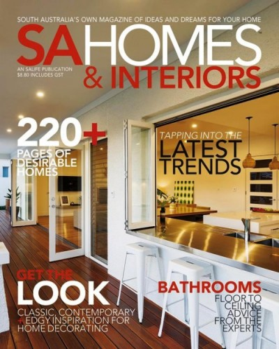 Sa Life Homes Interiors Magazine Maslin Beach Home